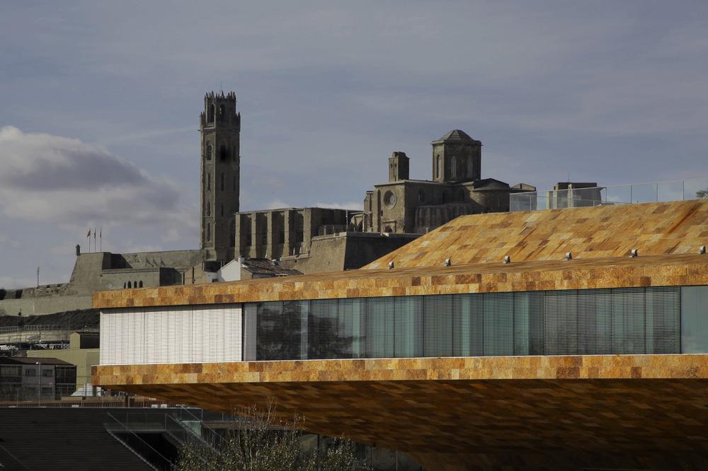 Un paseo por la arquitectura de Lleida