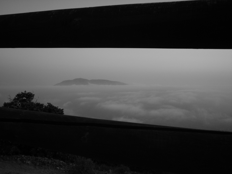 ... Un paseo por las nubes...