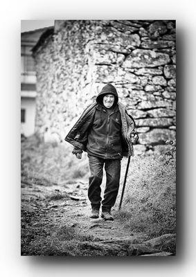 .....Un paysan ( portugal ).....