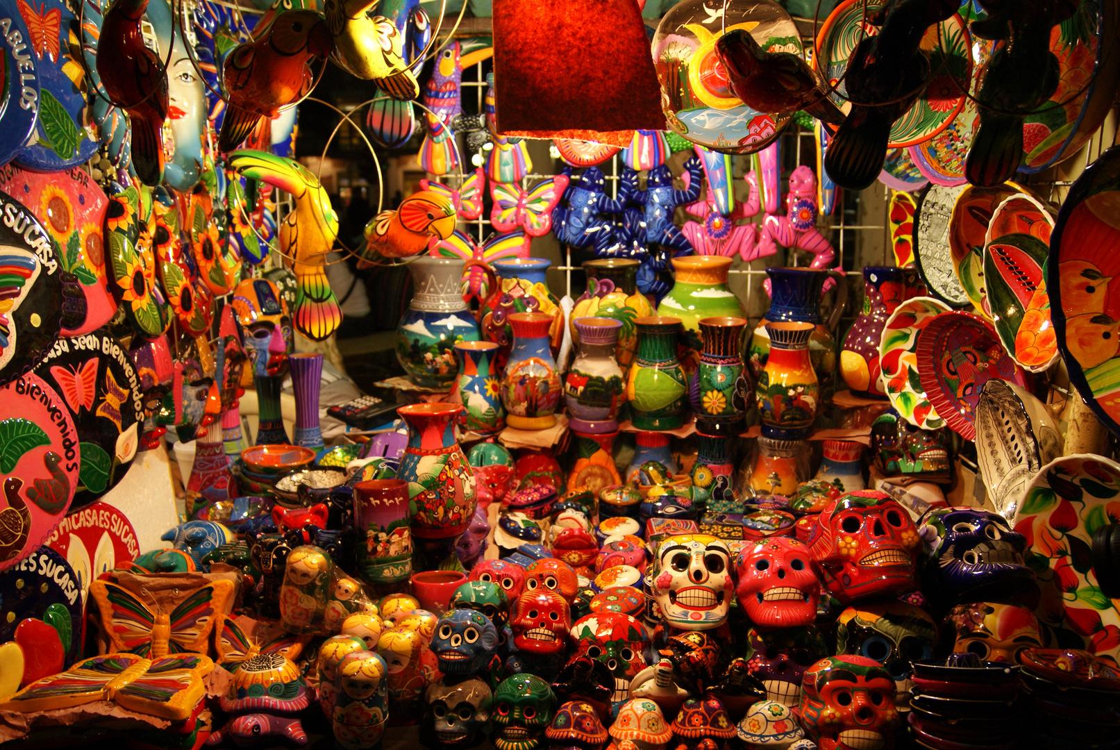 Un poco de cultura mexicana