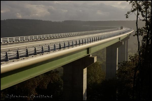 Un pont sur l'A28