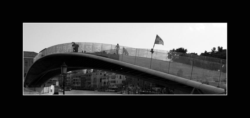 "Un ponte ""lunghissimo"""