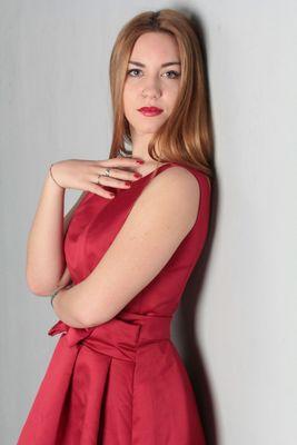 Un profilo in rosso