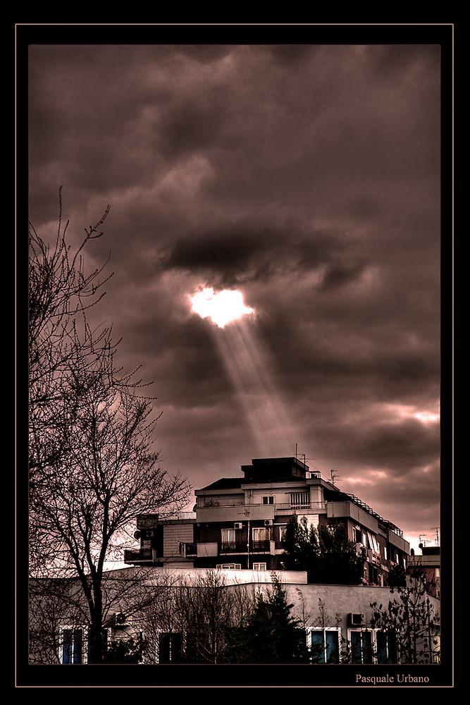 Un raggio di luce