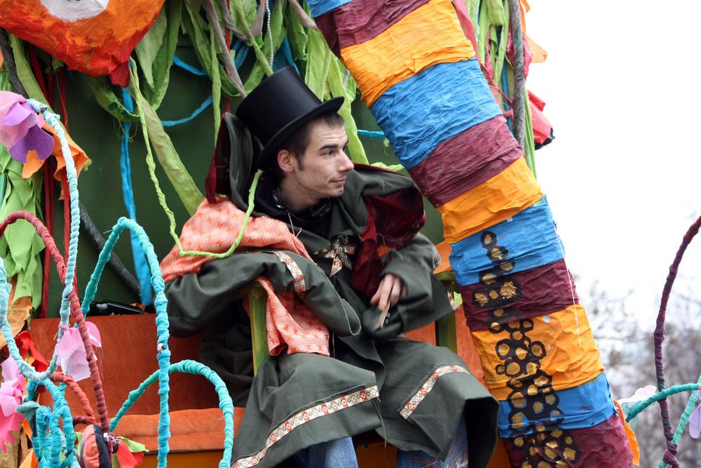 un regard sur le carnaval