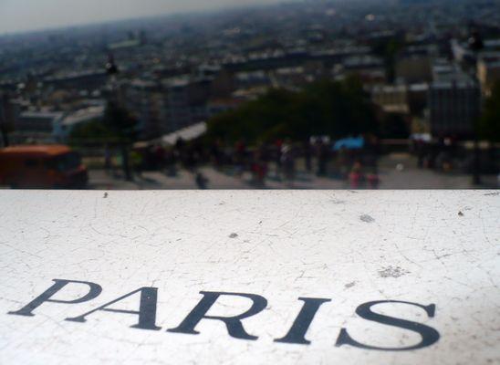 Un regard sur Paris