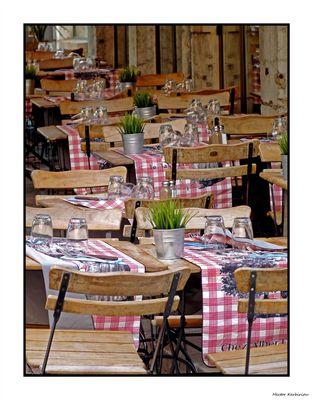 Un restaurant lyonnais