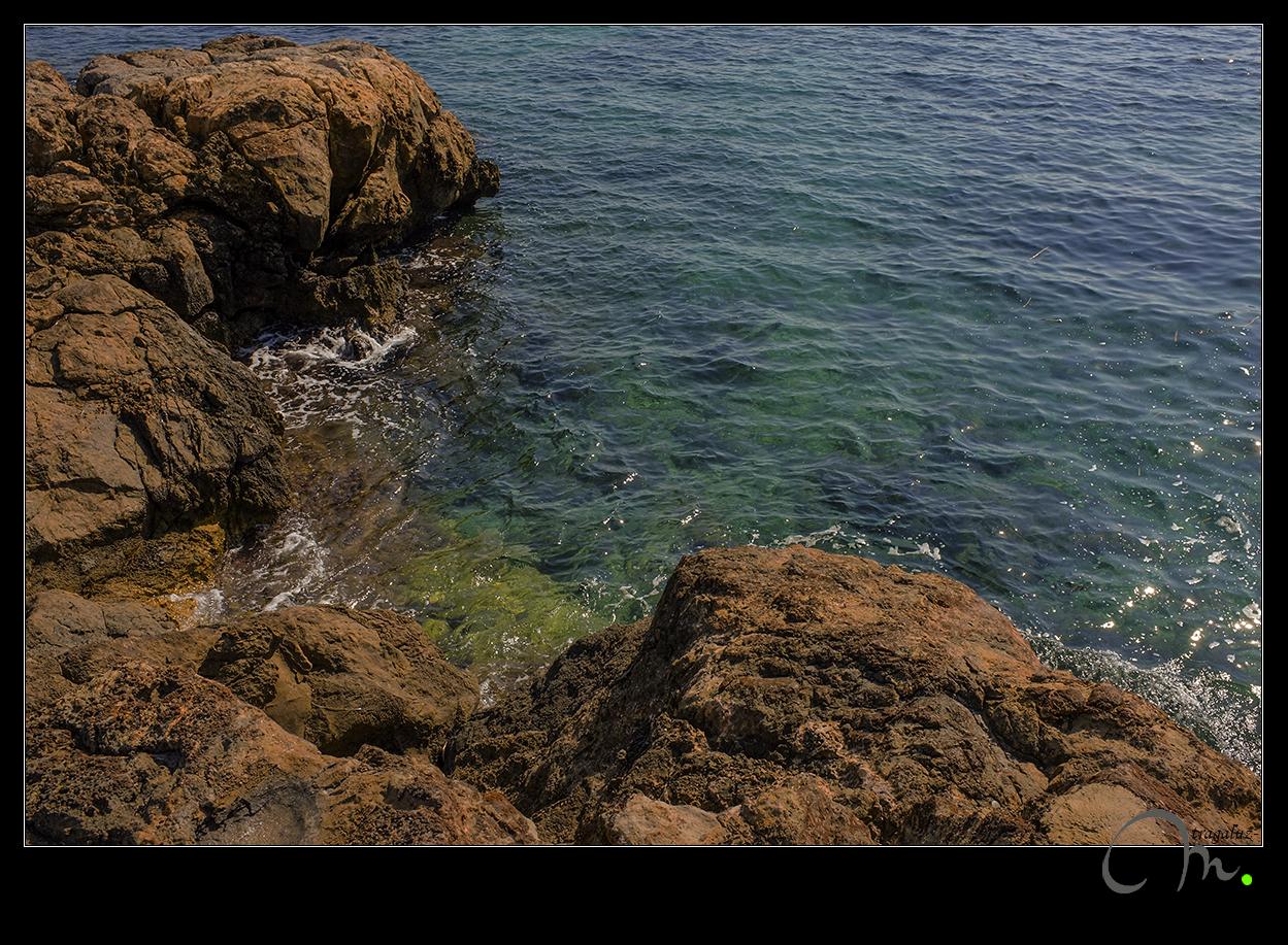 Un rincón de nuestra costa