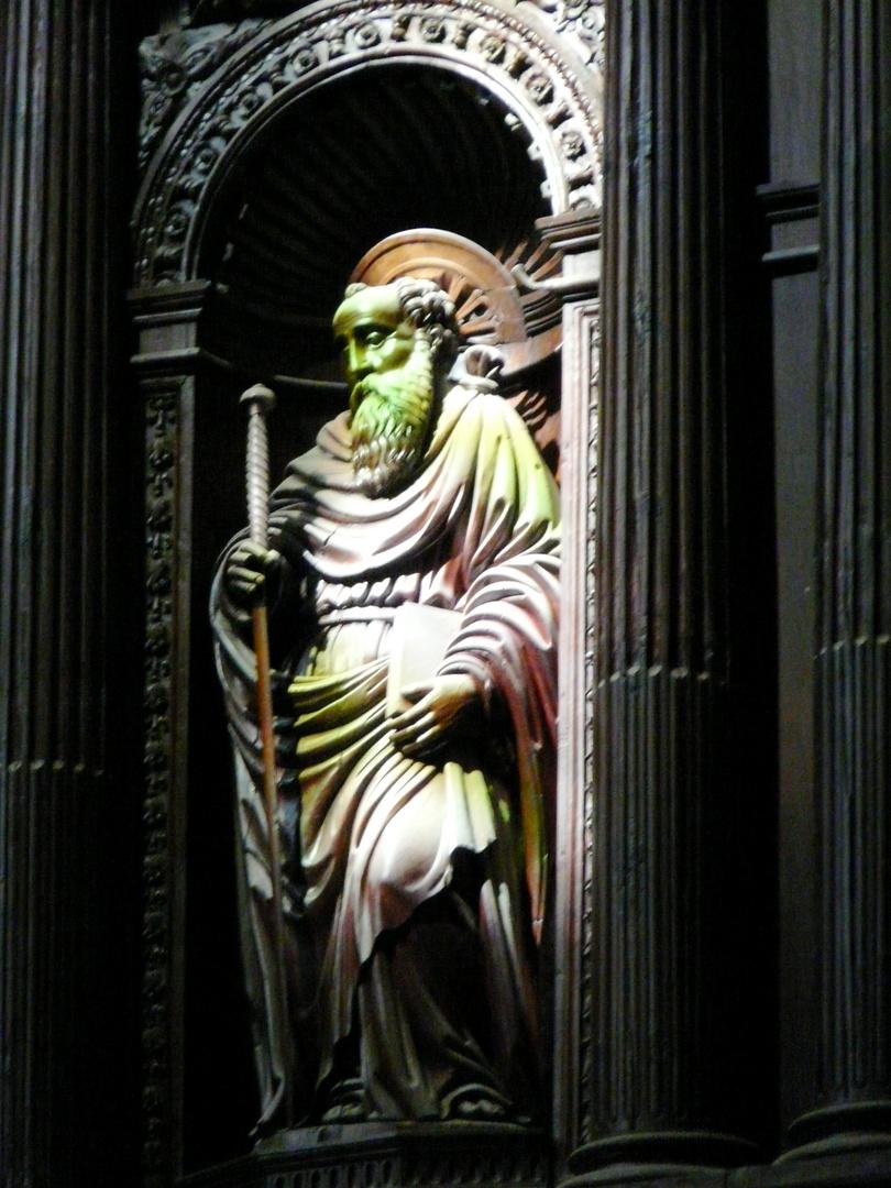 un saint illuminé