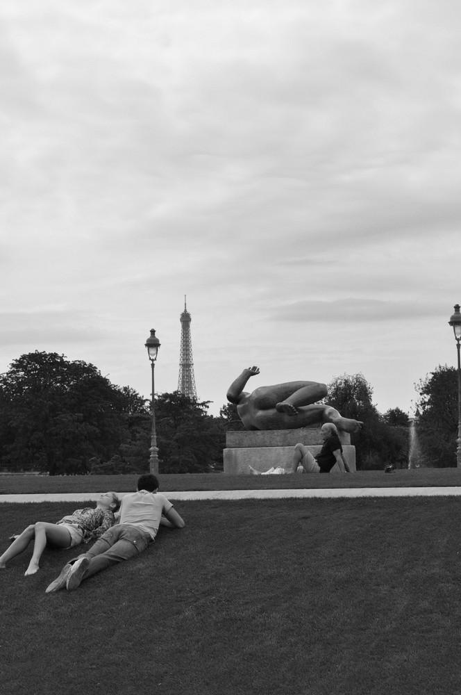 Un samedi au Louvre