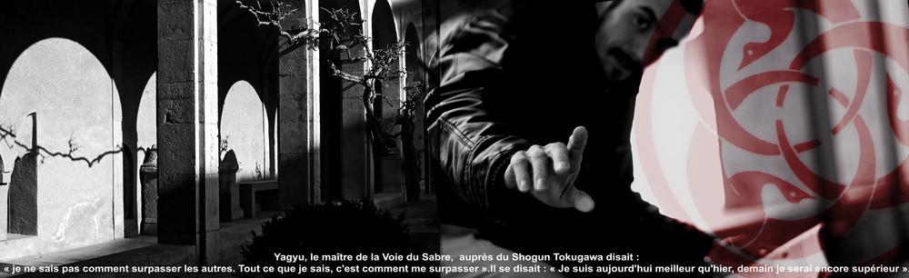 un samourai doit connaître  ses faiblesses et passer sa vie à les corriger sans jamais...