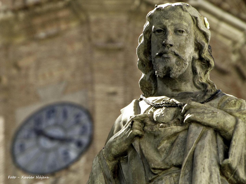 Un santo todo corazón