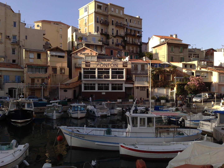 un soir à Marseille....
