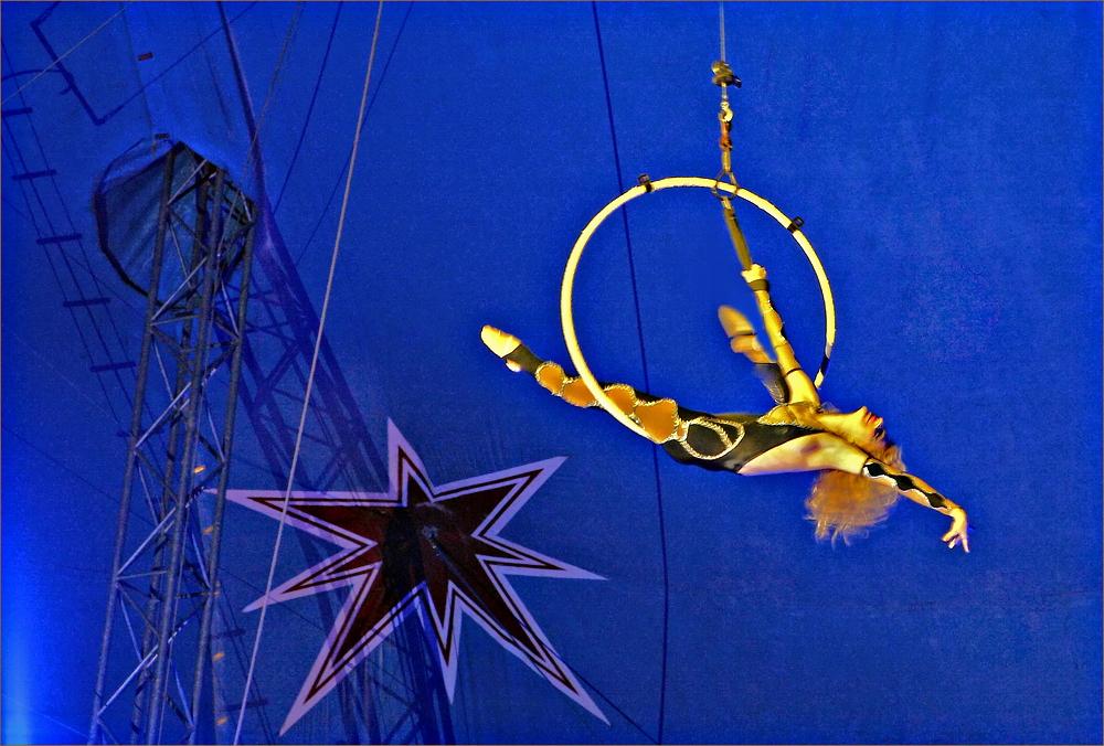 Un soir, au cirque