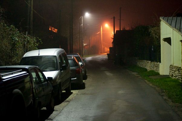 un soir de brume