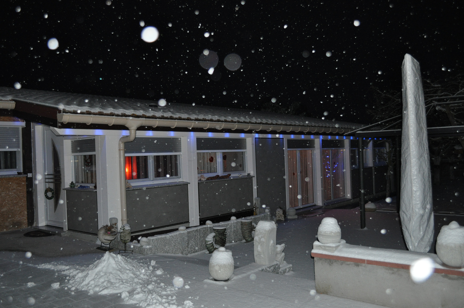 un soir de décembre en Alsace