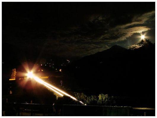 Un soir de lune..