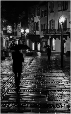 Un soir de pluie...