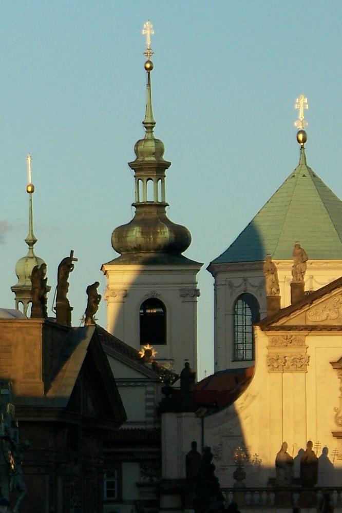 Un soir d'été à Prague