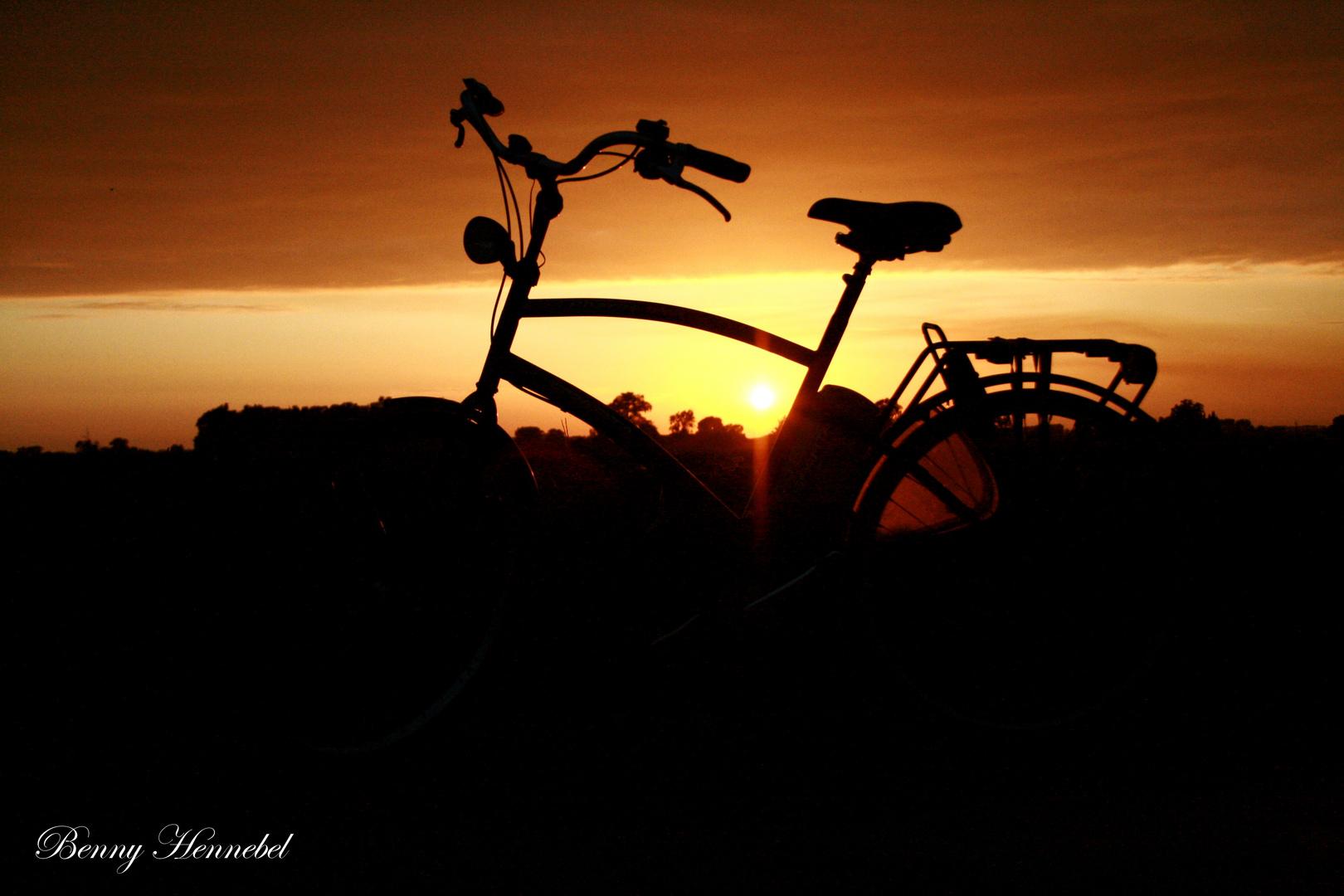 Un soir en Vélo...