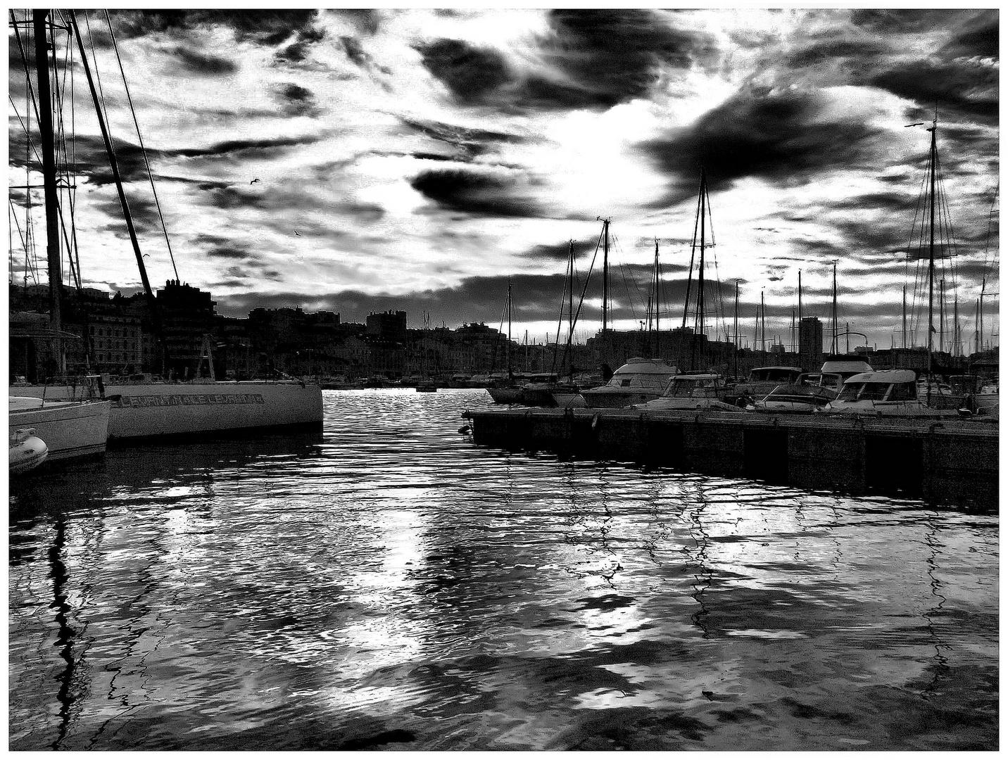 Un soir, Marseille...