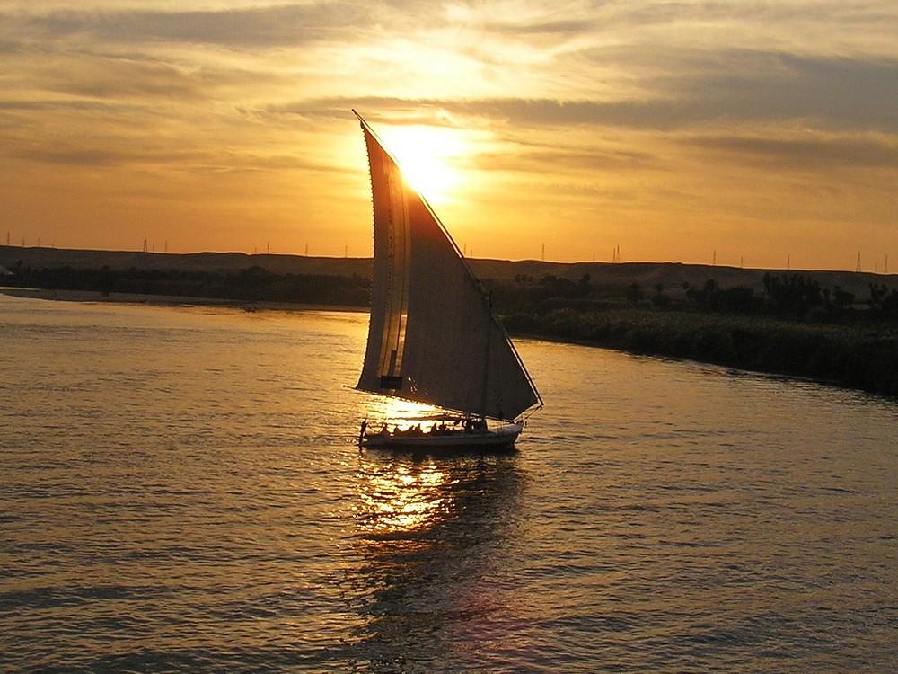 Un soir sur le Nil