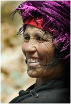 Un sorriso berbero