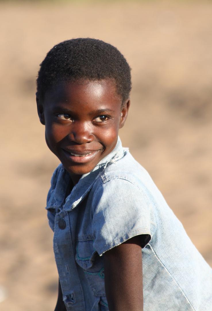 Un sorriso dall'Africa
