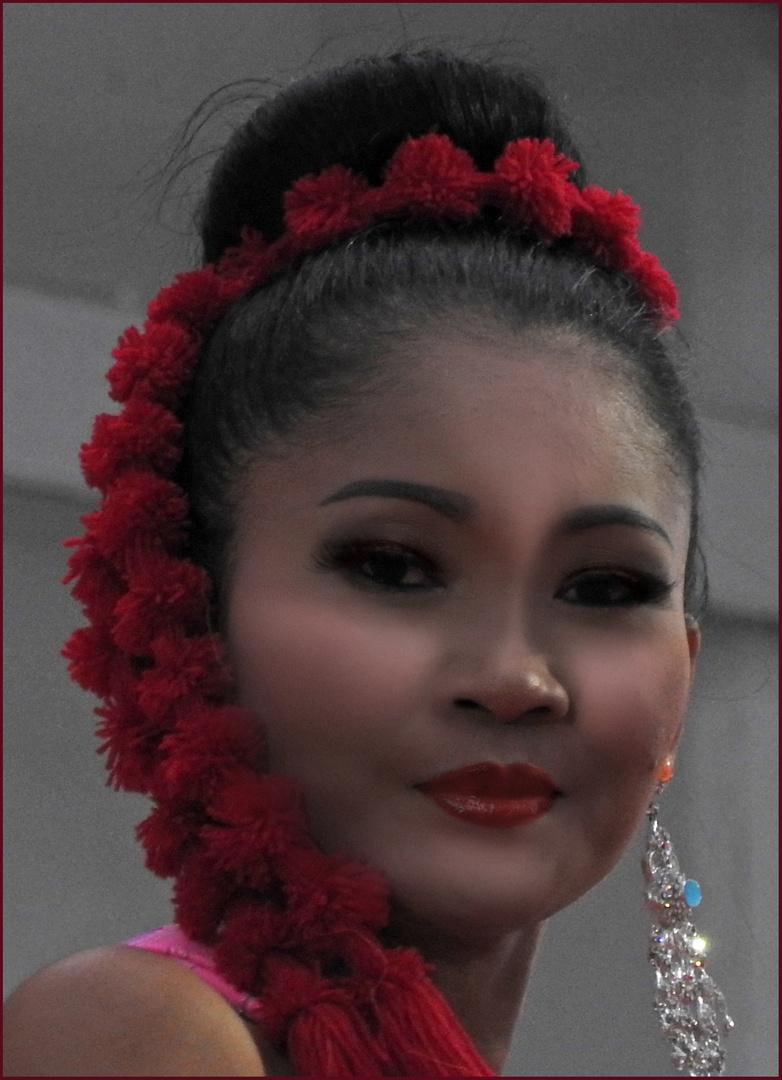 Un sorriso thailandese