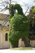 Un square à Paris...et vous, ça vous fait penser à quoi ?