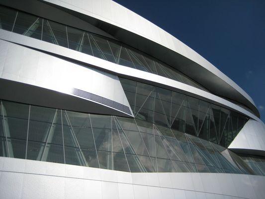 UN-STUDIO - Mercedes Benz Museum