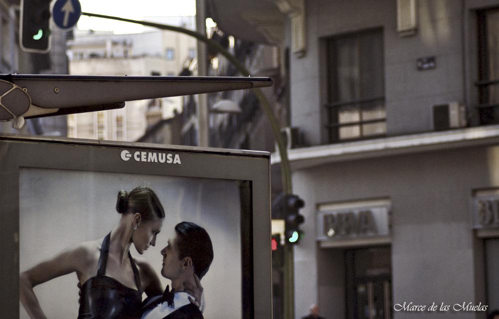 ...un tango en Madrid...