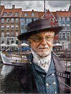 Un típico dinamarques en Copenhagen
