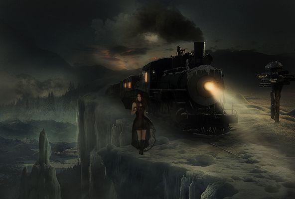 Un Train d'Hiver