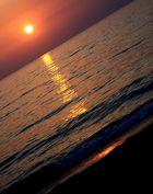 .....un tramonto.....