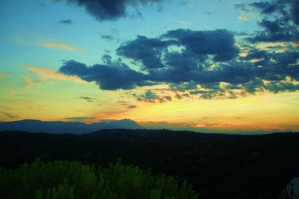 Un tramonto particolare 2