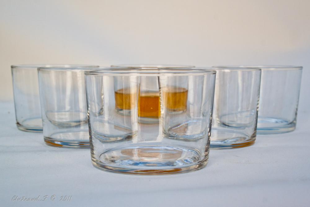 Un verre ça va............
