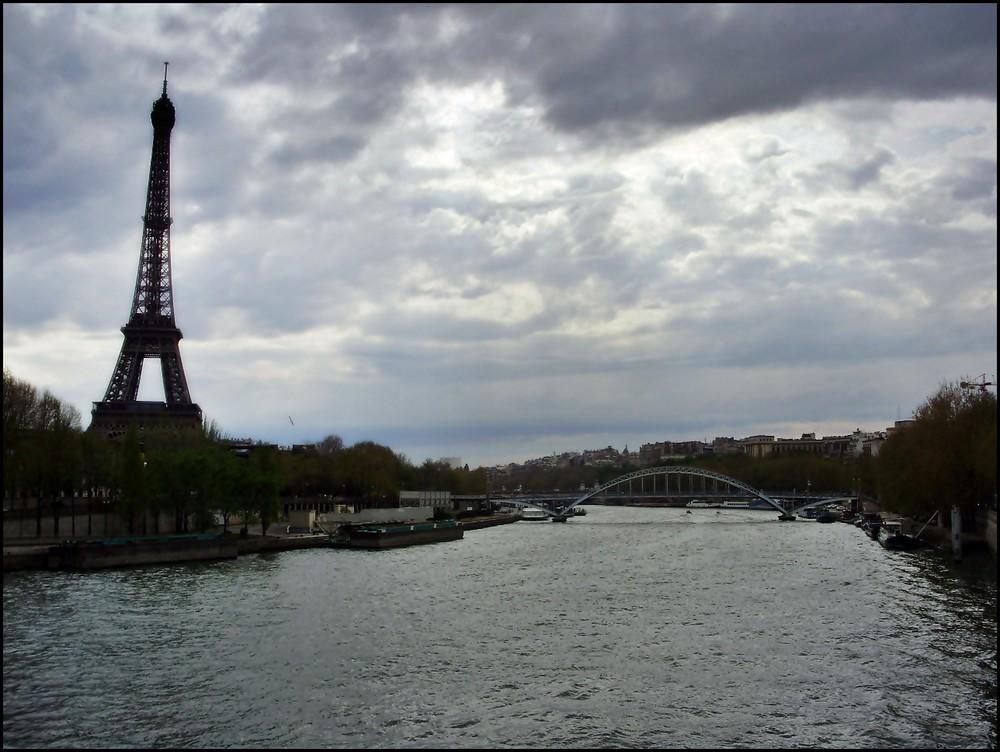 UN VIAJE A PARIS