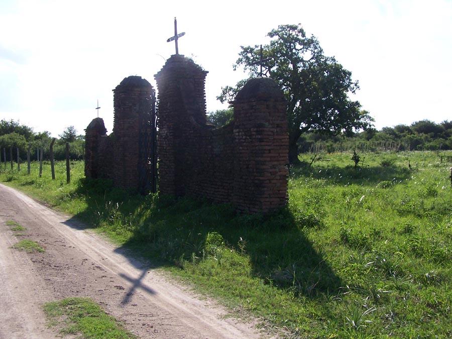 Un viejo cementerio
