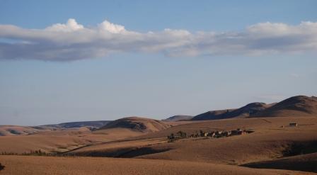 Un village malagasse