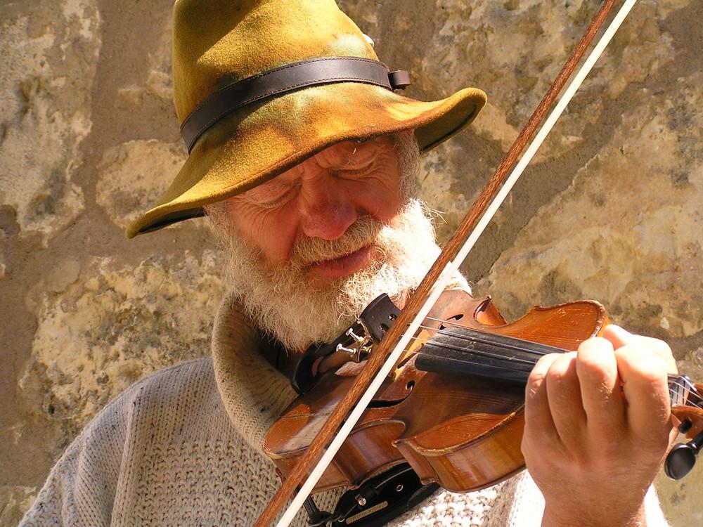 Un violoniste d un jour