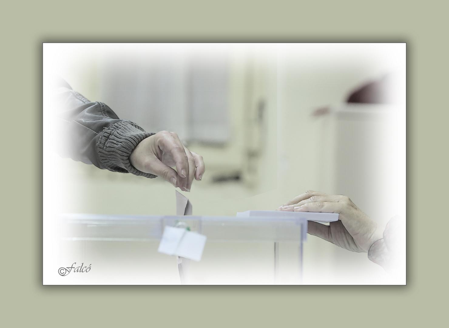 """Un vot per la """"INDEPENDÈNCIA"""""""