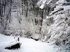 Un vrais hiver au sud des Alpes