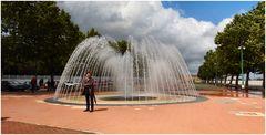 Una bella fontana