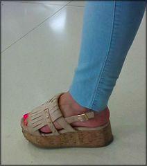 Una brutta scarpa