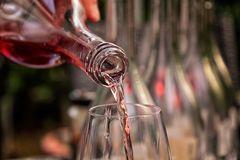una buena gota de vino