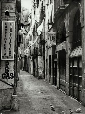 Una calle tranquila