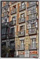 Una casa de la Carrera de San Francisco en Madrid