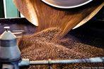 Una cascata di caffè