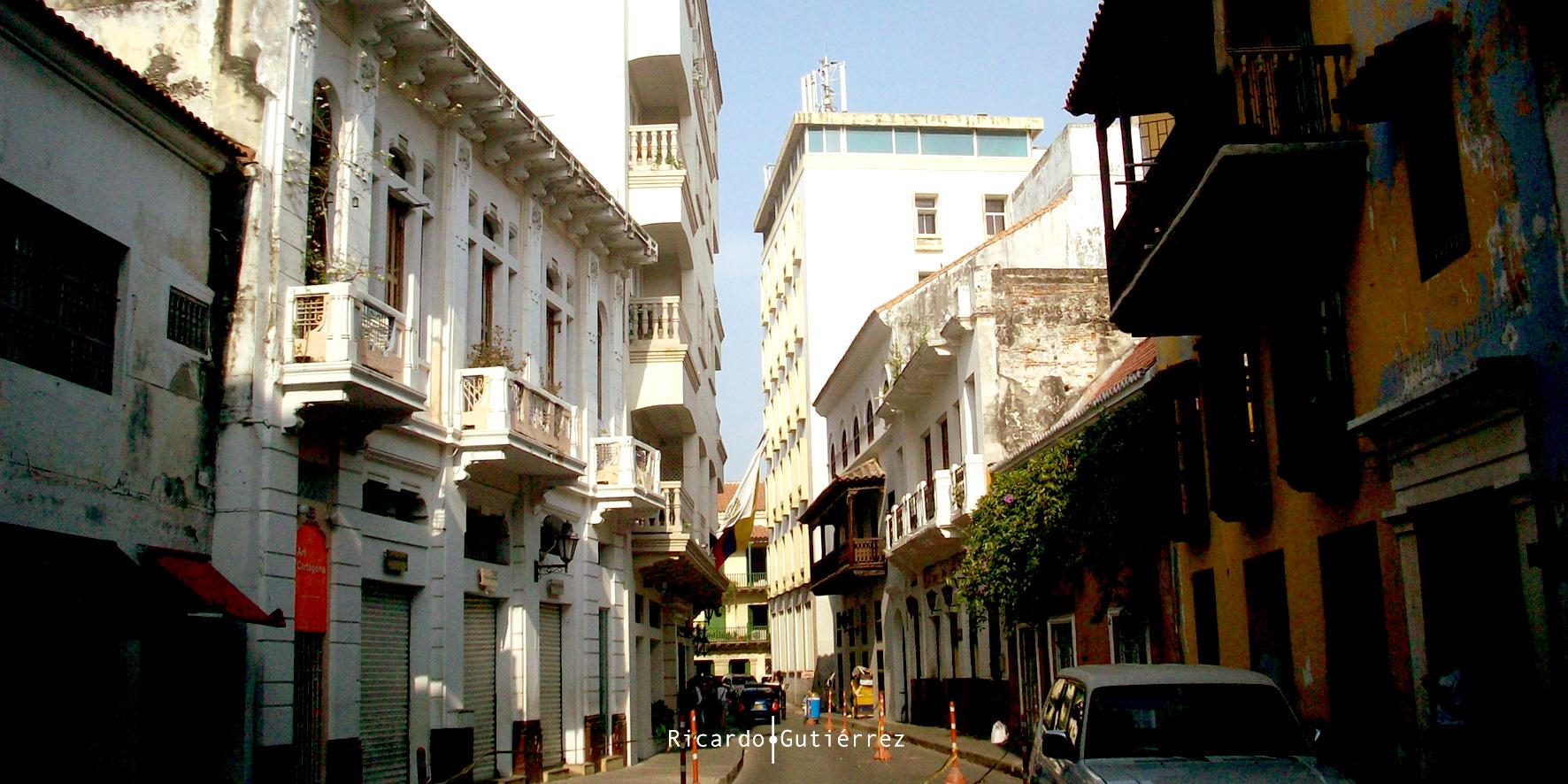 Una ciudad vieja
